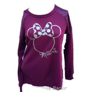 DISNEY Mini Mouse Top in Juniors size S